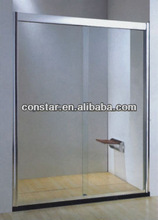 Shower Screen with 2 Sliding Door (6500)
