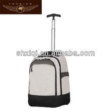 trolley school laptop backpack with castors