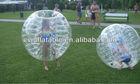 High quality human bubble ball/plastic ball