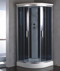 corner steam shower room with low tub(9918)