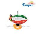 jogos de tabuleiro para crianças diy natal decoração de suspensão