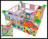 Welcomed Kids plastic Indoor Playground equipment for sale (KYV)