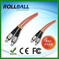 Rj11 SM / MM sx exterior fc - sc fibra cuerda de remiendo óptica y cables