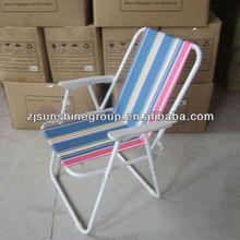Heavy duty backpack folding beach chair