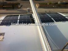 sunpower solar cells high efficiency 140w monocrystalline solar panels