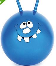 hopper handle jumping ball