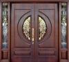 Solid Deco Panel Door