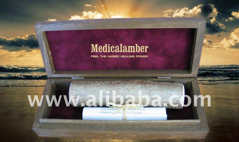 Amber kaleidoscope | Toys Gift Souvenir | Wooden kaleidoscope with amber gemstone filling