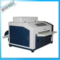 8 uv coater laminator machine, automatic uv coater, spot uv coater