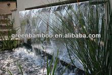 outdoor wall fountain waterfalls SEG2050