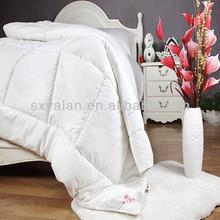 Mirofiber polyester filling hotel duvet/quilt, polyester filling hotel duvet/quilt, check quilting duvet