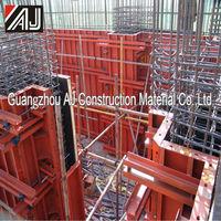 Precast Modular Formwork system Metal Formwork for building construction shuttering