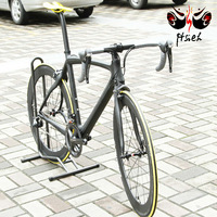 High performance DIY Carbon 700C road complete bicycle, the color and logo also can be customed