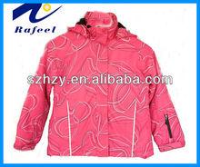name brand kids ski jacket
