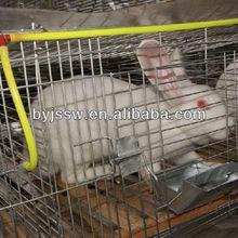 Rabbit Breeding Cage With Tray