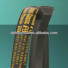 v belt rubber company