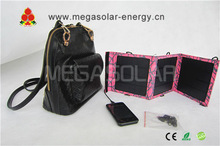 9w green energy folding solar charger provider