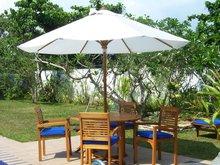 Premium Cafe Umbrella for the Hospitality Sector