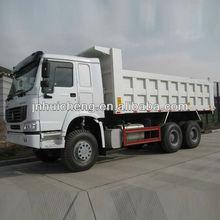 Howo dump truck 25ton LHD/RHD