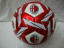 machine stitched promotional sporting balls soccer ball best sell