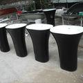 Kkr lavabo autoportant éviers de lavage/bassins salle de lavage