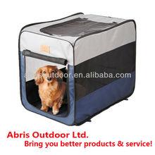 Rectangular Car Pet Barrier Fabric Portable Dog and Cat Carrier Playpen