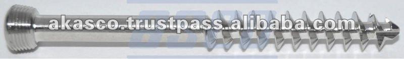 شركة-- قفل براغي إسفنجي الموضوع 32mm 6.5mm ديا