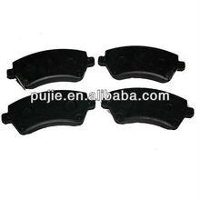 Car parts brake pad for skoda