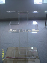acrylic lectern,acrylic podium.,pulpit,holder, stand,desk,display