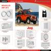 SHIZUN Aftermarket Auto Parts 2007-2013 Jeep Wrangler Accessories