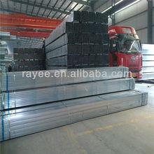 Yield Strength Galvanized Square Tube Steel