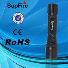 China SupFire J1(2)hunting electric charge torch flashlight