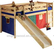XN-LINK-K06 Baby Wooden Bed