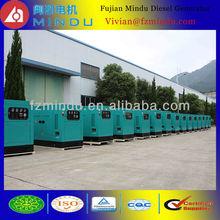 China popular type generator set weichai engine 8kw~150kw
