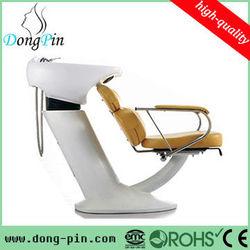 reclining washing chair hair salon suppliers