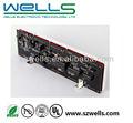 Over 10 anos experience~multilayer controlador remoto fr4 placa de circuito impresso fabricação e assembly~rohs/ul/ipc/iso/sgs