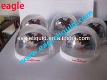 Plastic Resin Good Gift Photo Insert White Stand Snow Globe Wholesale