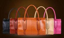 Europe customized designer leather handbags 2013