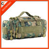 durable canvas camouflage military duffel bag