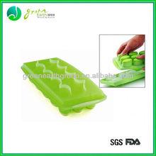 Custom, Eco-friendly, Food Grade ice cube tray with lid