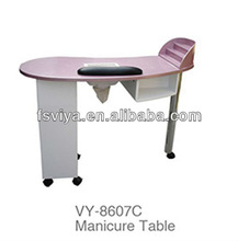 VY-8607C Hottest nail technician tables, nail salon equipment for sale