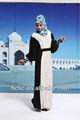 muito elegante e belo estilo árabe vestido mulheres abaya