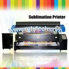 Digital Sublimation Printer Curtain/Bedsheet/Towel 1440dpi Large Format Textile Printer 1.8m/3.2m With Epson DX7 Printhead