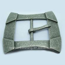 Fashion belt pin buckles