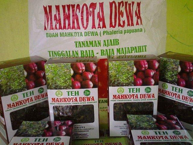 Herbal Tea Mahkota Dewa