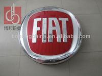 LED chrome car logo emblem /3d backlit car logo/vacuum forming logo