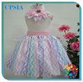 Estilo 2012New moda priented tutu vestido country style vestidos para os bebés