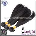 Virgem extensão do cabelo humano/kanekalon trança de cabelo em massa