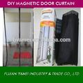 Cocina mosquitero de poliéster cortina de pantalla de la puerta bricolaje