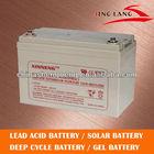 Energy storage gel battery 12V 100AH